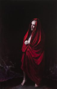 Monk of Sinai, 2011, oil on canvas, 120 x 85 cm, 5125 €